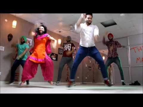 Kaali Camaro | Amrit Maan | Bhangra | THE...