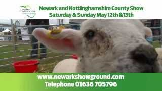 Newark And Nottinghamshire County Show - May 12th And 13th 2012