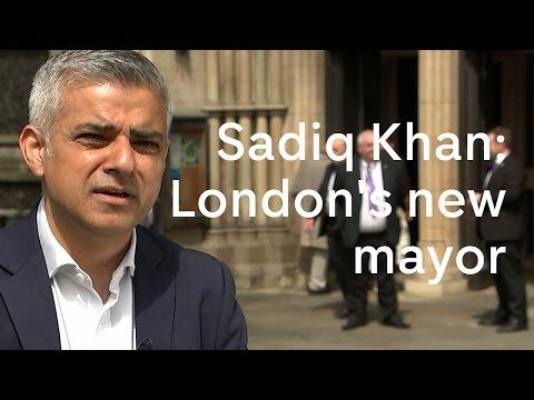 Sadiq Khan: London