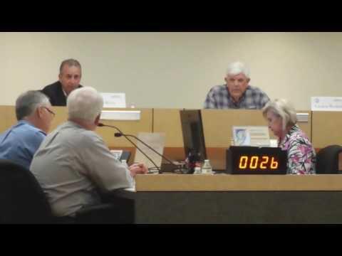 Yuba County Water Agency Debate 1