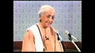 Is it necessary to marry in life? What's the physical relationship between man & woman? Krishnamurti