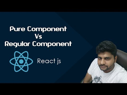 ReactJS Tutorials in Hindi | Pure Component in ReactJS | Part-20 thumbnail