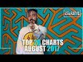 TOP 20 SINGLE CHARTS - AUGUST 2017
