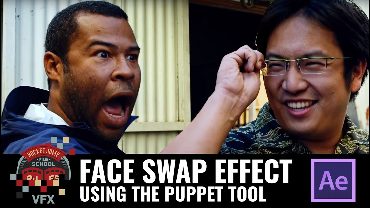Make a face-swap video with the RocketJump experts | Adobe Premiere