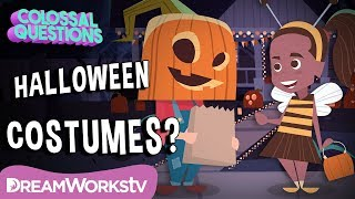 Why Do We Wear Costumes on Halloween? | COLOSSAL QUESTIONS
