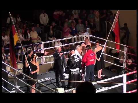 Ronert und Sidon sind Box-Weltmeister