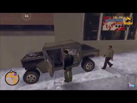 Let's Stream Grand Theft Auto 3 #19 - Espresso Bait