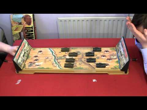 Tank Command Board Game   Ashens