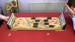 Tank Command Board Game | Ashens