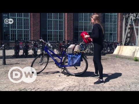 Travel hack: Packing your panniers! | DW English