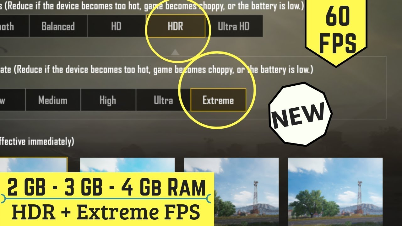 Pubg Ultra Hd Coming Soon: BEST GFX TOOL SETTINGS FOR PUBG