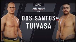 GAME UFC: Cigano x Tuivasa | Reis x Nguyen