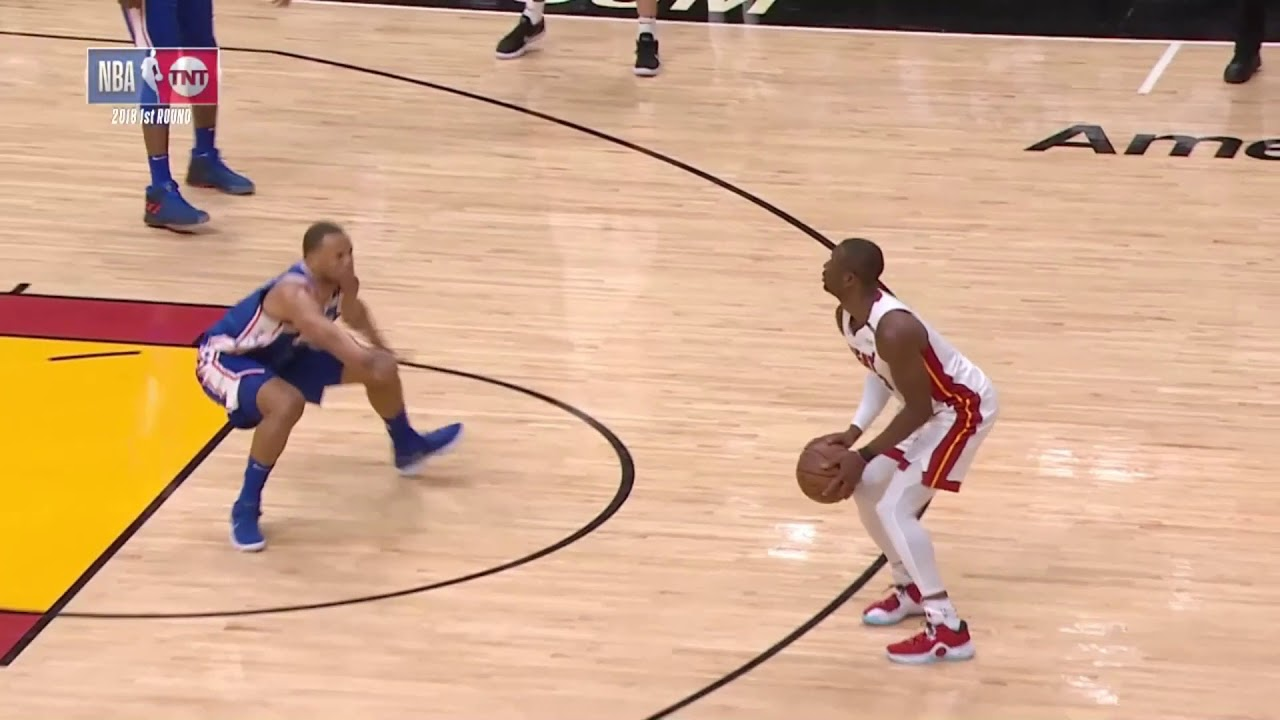 dwyane-wade-s-crossover-almost-makes-justin-anderson-fall