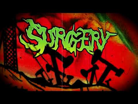 SURGERY - Paradise (offical album trailer)