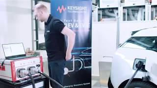 Scienlab Charging Discovery System from Keysight – Introduction Part II