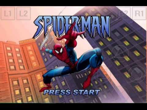 Обзор эмулятора ePSXe и игры Spider-man для PlayStation 1