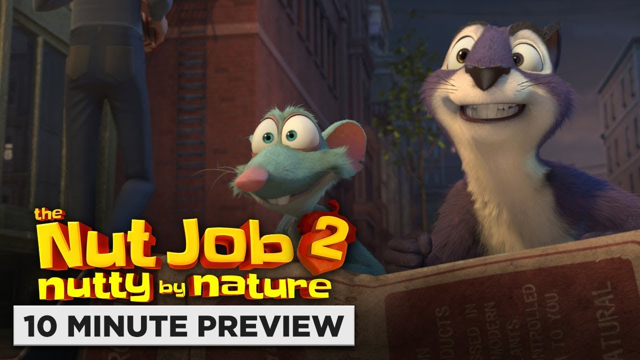 Download The Nut Job 2: Nutty by Nature | 10 Minute Preview | Film Clip | Now on Blu-ray, DVD & Digital