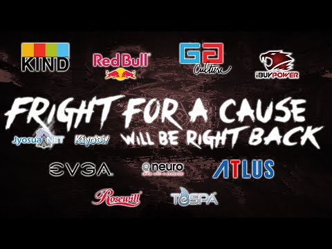 Fright for a Cause - 10/24/2015 - Guilty Gear Xrd -SIGN- Tou