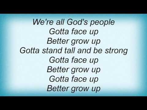 19589 Queen - All God's People Lyrics