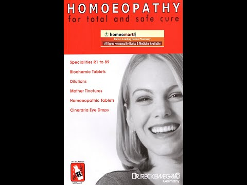 Dr Reckeweg Homeopathy medicines for lifestyle related health