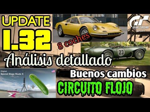 Gran Turismo Sport - Update 1.32   Análisis detallado - Buenos cambios y circuito decepcionante thumbnail