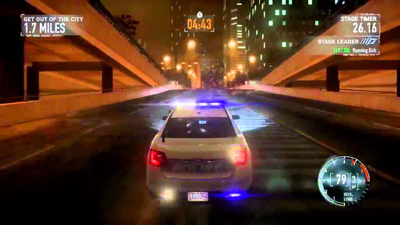 Need for Speed: The Run - E3 2011 Trailer