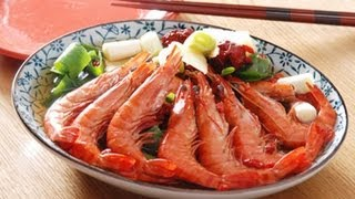 【楊桃美食網】醉蝦-煮蝦的秘訣