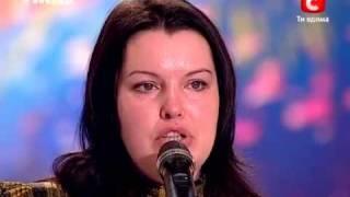 Україна має талант 2 - Анна Буцик
