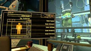 Portal 2 Co-Op Ending