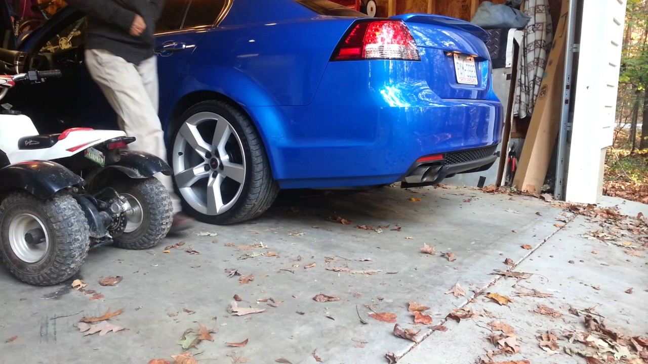 G8 GT BTR stage 2 cam, ARH long tubes, x pipe, Gxp mufflers