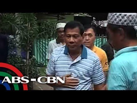 TV Patrol: Davao City, naging sentro ng atensiyon dahil kay Duterte