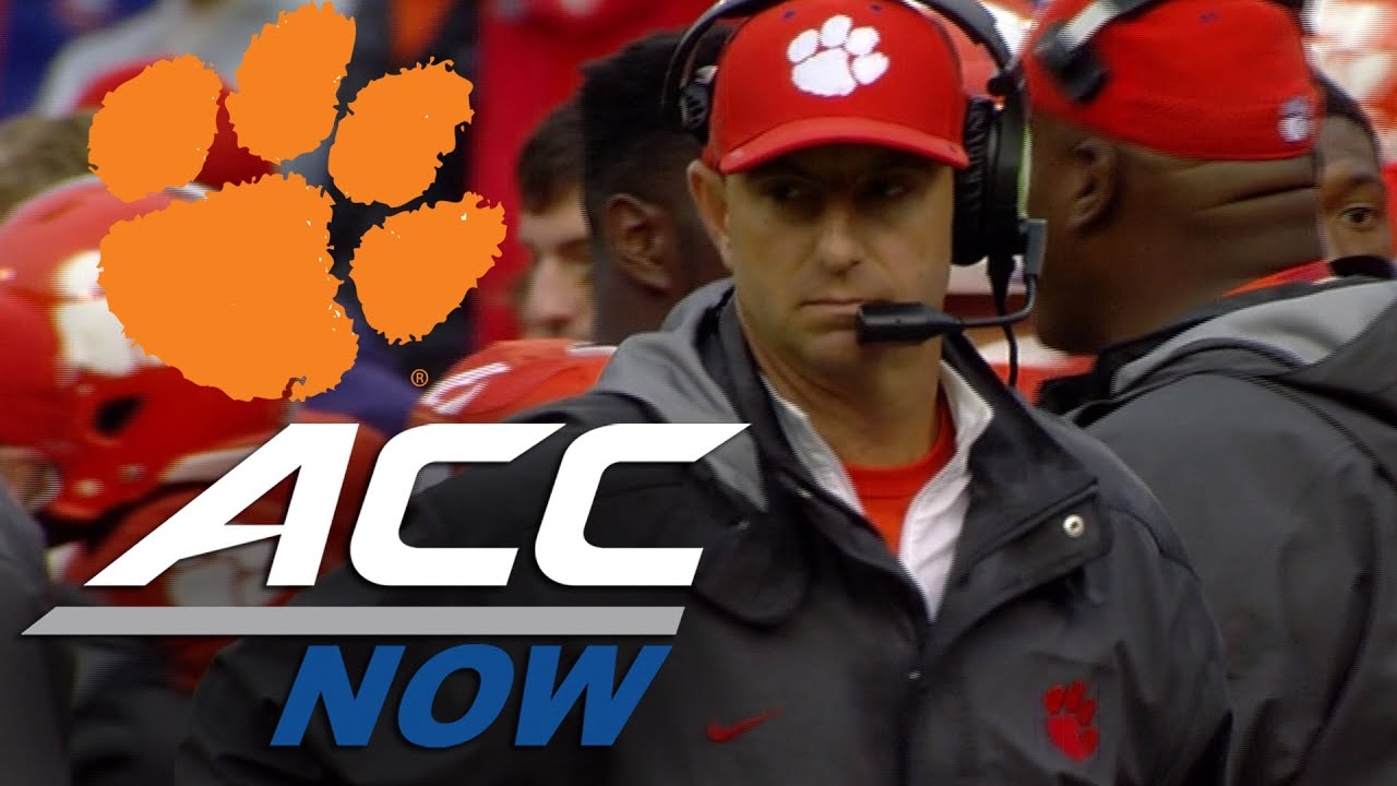 "Dabo Swinney's Epic Rant on ""Clemsoning"" - YouTube"
