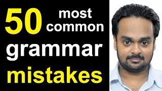 Most Common MISTAKES in English  How to Avoid Them