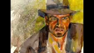 Favorite Performers in Art - Harrison Ford