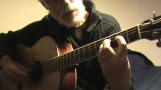 Too Many Angels - Jackson Browne (guitar part #2)