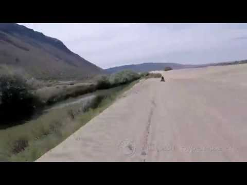 Beverly Sand Dunes 2015 - End to end - Hyperlapse