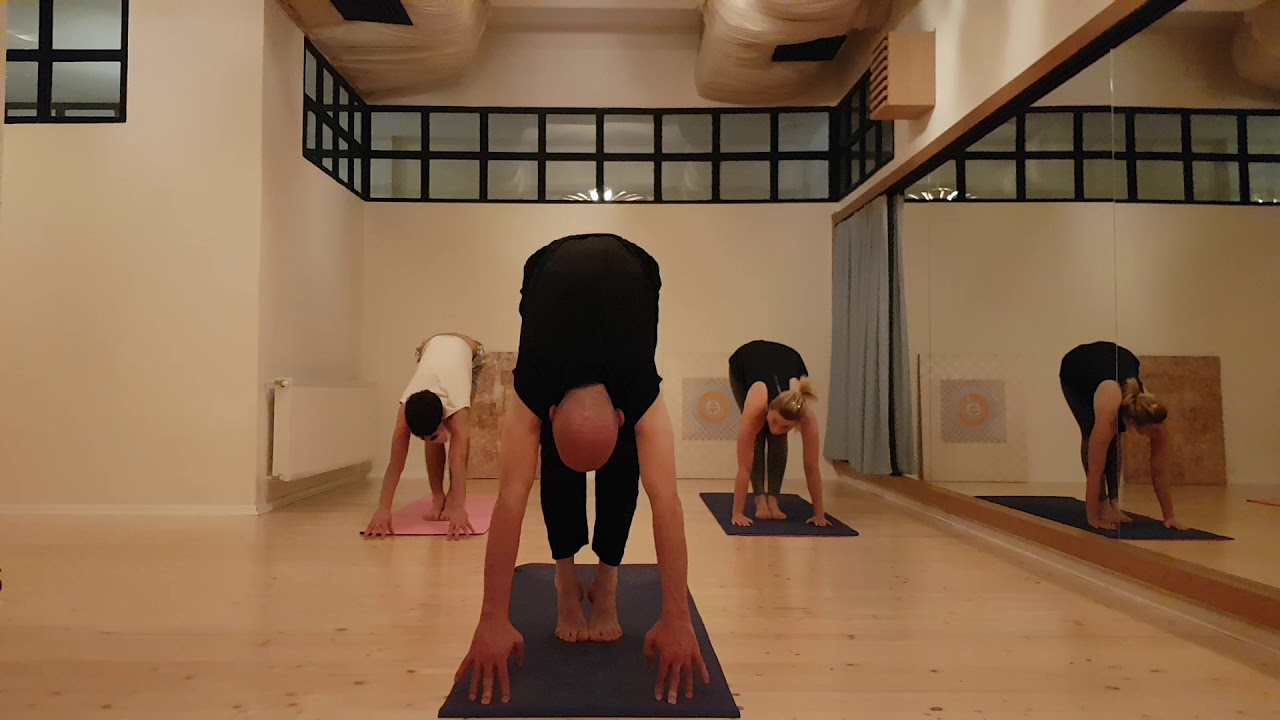 დილის ჰათჰა იოგა  Morning Hatha Yoga  Instructor Dato Charkviani