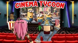Roblox ITA - Apriamo il Nostro Cinema! - #57 - Cinema Tycoon