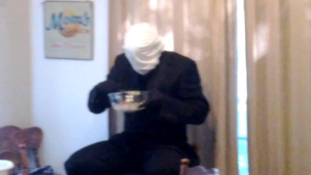 Slender Man Sighting In Southern California Youtube