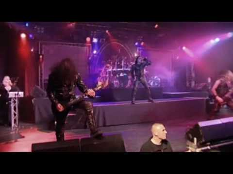 Cradle Of Filth -  The Black Goddess Rises (Peace Through Superior Firepower)(720p)