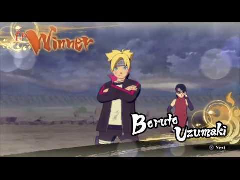 Online Challenges (Naruto)