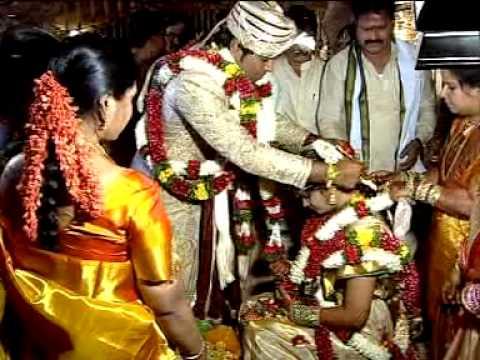 Kasani Veeresh Marriage