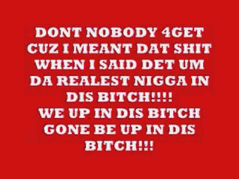 Webbie Lyrics - Fuck With Me