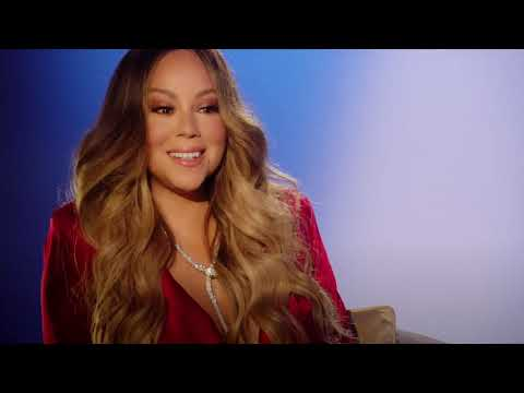 MARIAH CAREY TALKS ABOUT ARIANA GRANDE/JENNIFER HUDSON, AND THE MAKING OF OH SANTA! (2020)