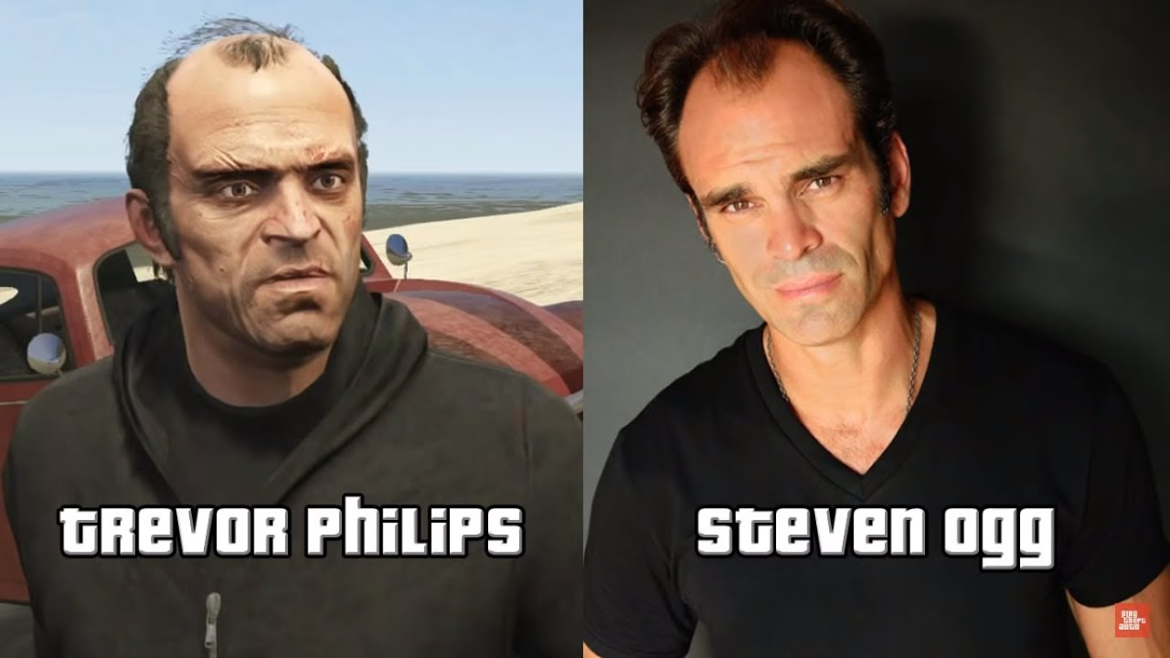Grand Theft Auto V GTA 5 Characters In Real Life
