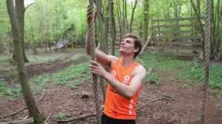 How To Climb A Rope At Obstacle Races