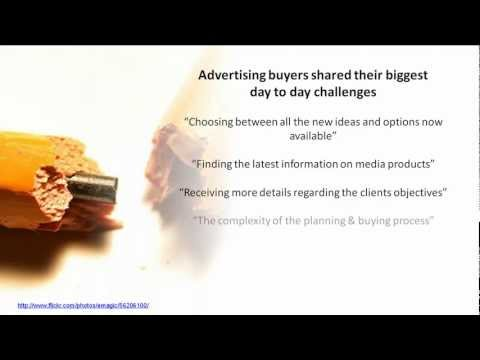 MediaScope / Talking Media Sales Buyer and Seller Survey