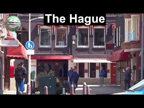 The Hague Red Light District (Den Haag 2019) Holland / Netherlands
