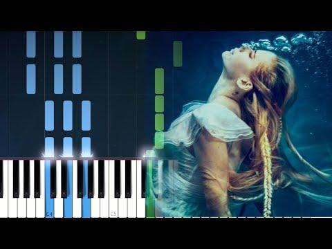 Avril Lavigne - Head Above Water (Piano Tutorial)