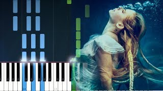 Avril Lavigne - Head Above Water (Piano Tutorial) Video